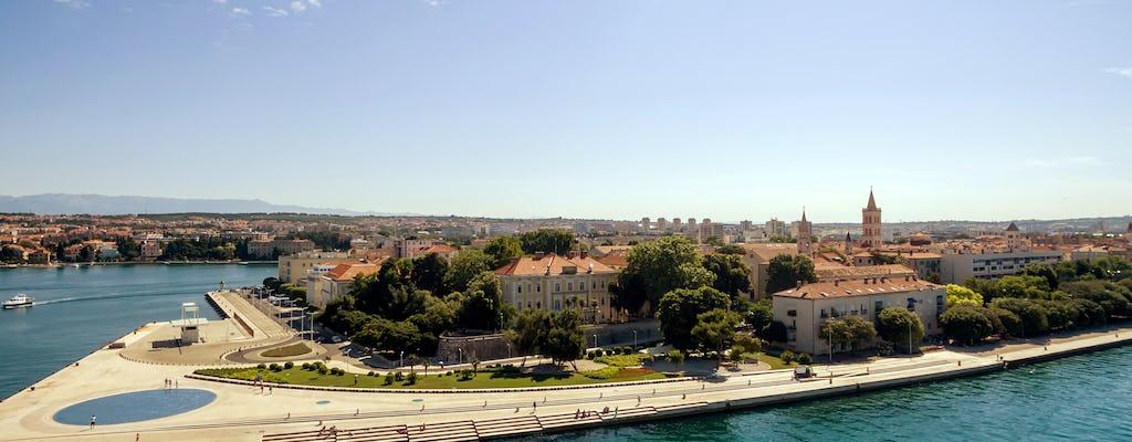 Visita a la ciudad de Zadar