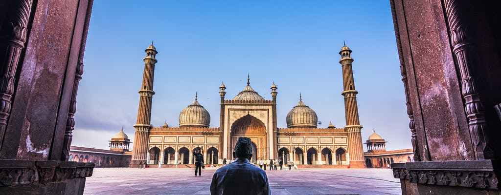 Delhi and Agra two-day tour