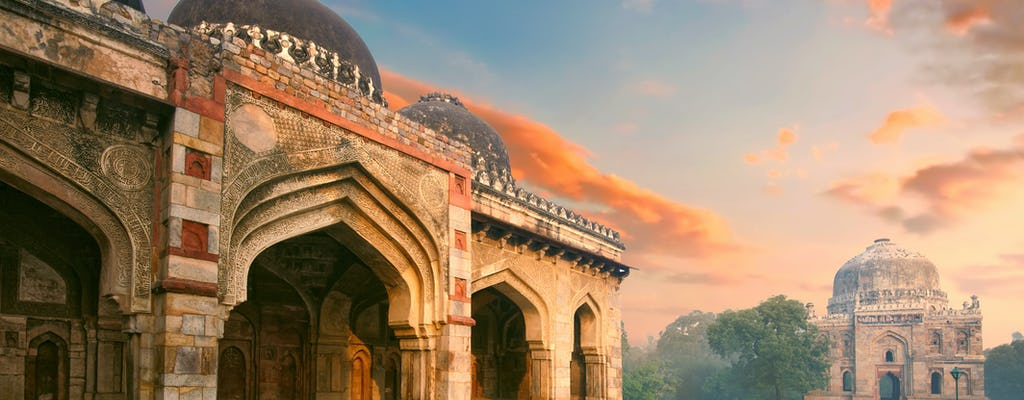 Explore Delhi at your own pace