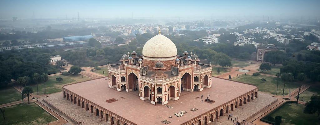 Two unforgettable days in Delhi