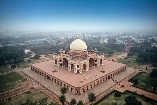 Dois dias inesquecíveis em Delhi