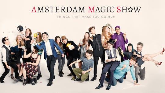 Boleto Amsterdam Magic Show