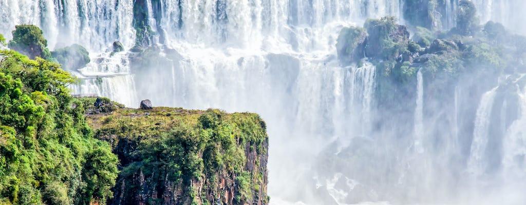 Iguassu Falls Argentina side guided excursion