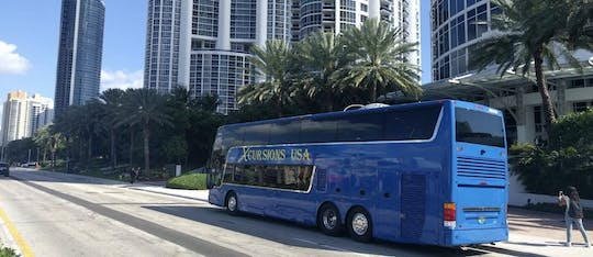 Miami to Key West bus tour