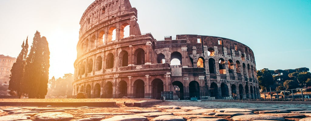 Guided tour of Ancient Rome's monuments with priority access