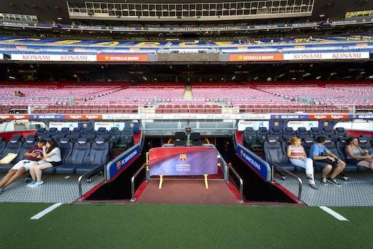 Barcelona Camp Nou Tour & Free Time