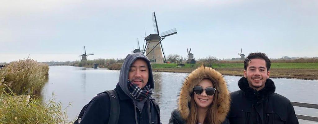 Tour privato tutto compreso a Kinderdijk e Rotterdam