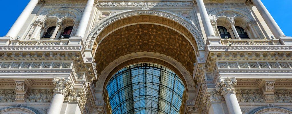 Tour delle piazze e dell'arte pubblica di Milano