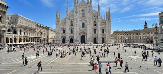 Milan half-day city tour