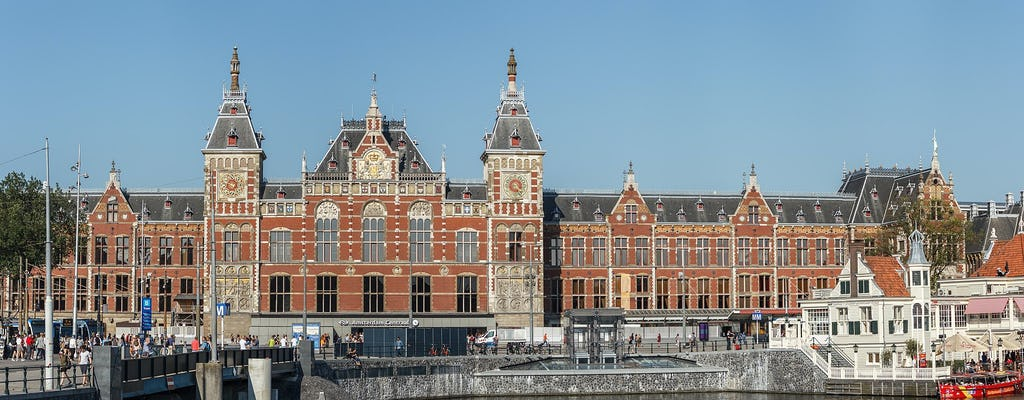 Historical Amsterdam 2.5-hour private guided tour