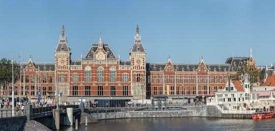 Excursão guiada privada histórica de Amsterdã por 2,5 horas