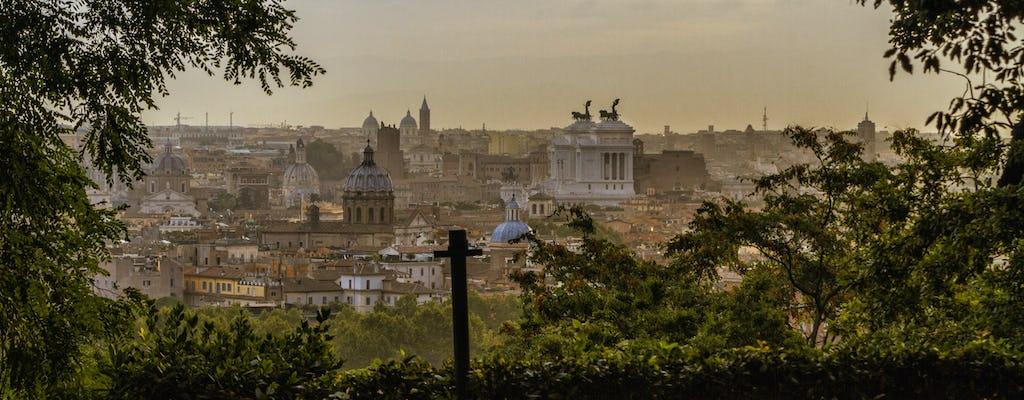 Ukryta wycieczka e-rowerem po Rzymie
