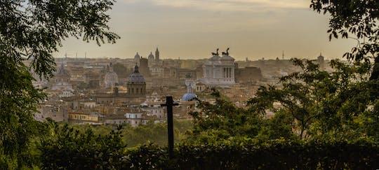 Versteckte E-Bike-Tour durch Rom