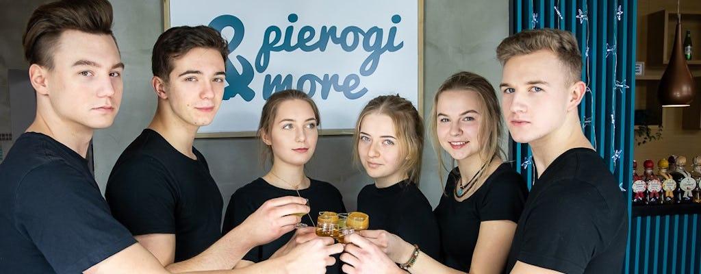 Descubre el secreto de los licores polacos.