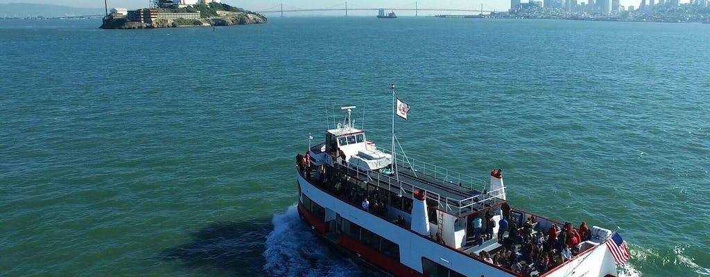Excursão Muir Woods com cruzeiro pela baía da ponte Golden Gate