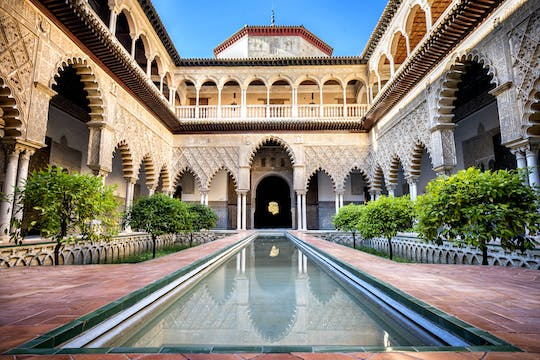 Seville Cathedral and Alcazar combo tour