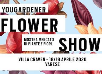 Biglietti per Yougardener Flower Show 2020