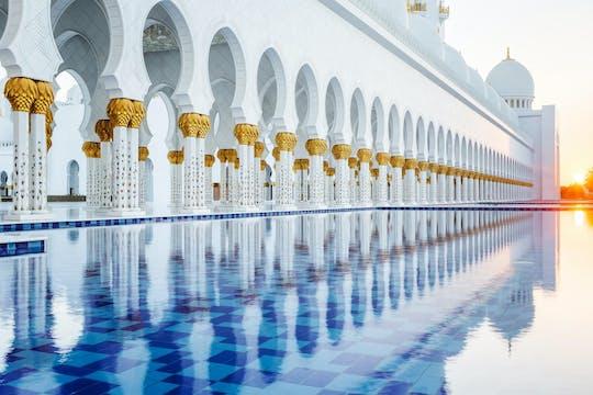 Excursão privada ao Louvre e à Mesquita de Ras Al Khaimah