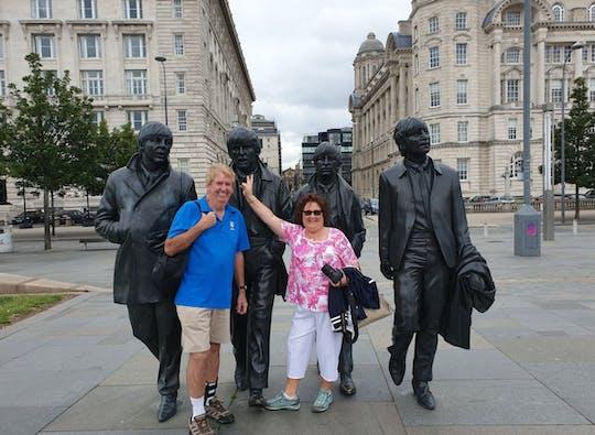 Visite des Beatles de 3 heures de Liverpool en taxi privé