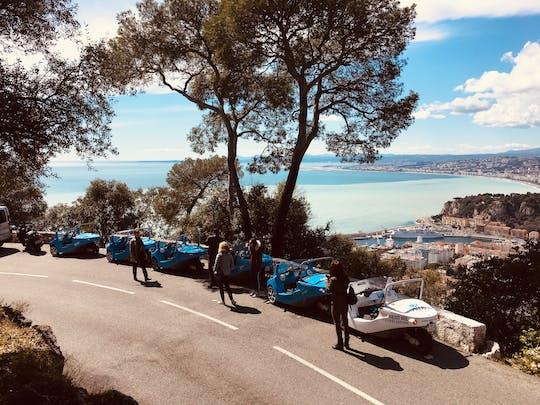 2-часовой тур на машине с открытым верхом во Французской Ривьере