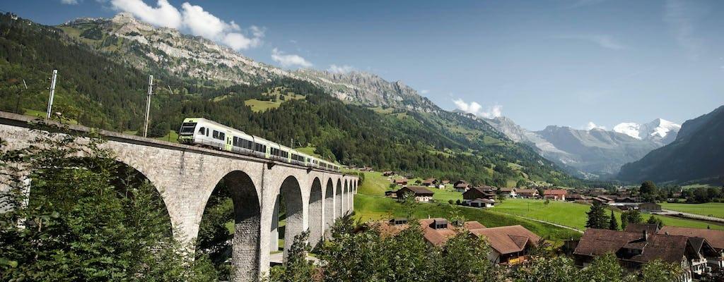 Excursión de un día a Interlaken desde Milán