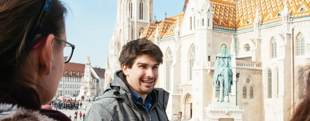 Secrets of Buda Castle tour with a Historian