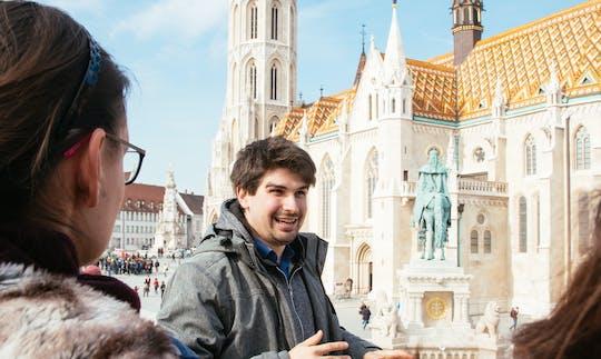 Besichtigung der Geheimnisse der Budaer Burg mit einem Historiker