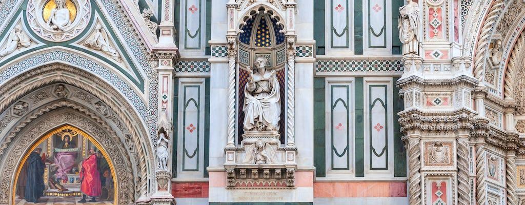 Visite guidée du dôme et du complexe de Brunelleschi