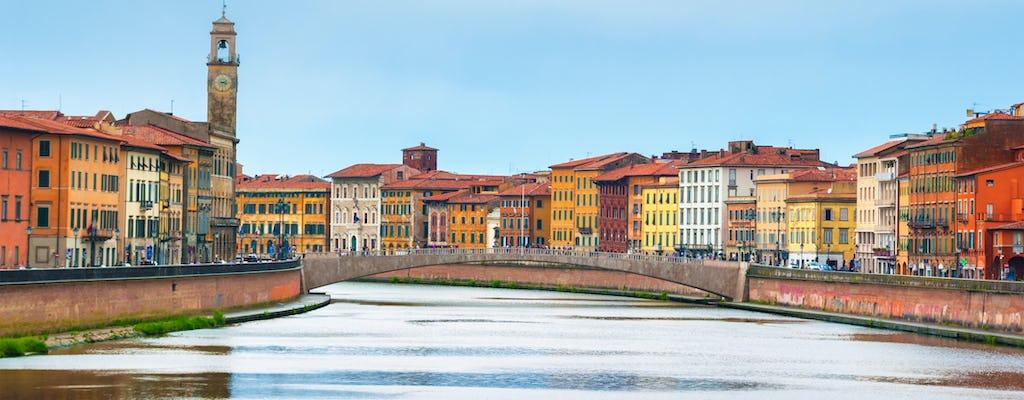 Tour panoramico di Firenze da una posizione segreta