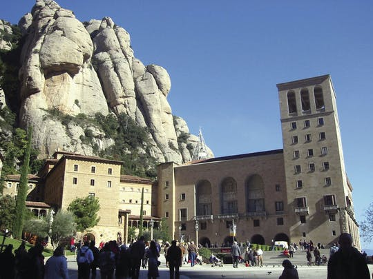 Views of Montserrat