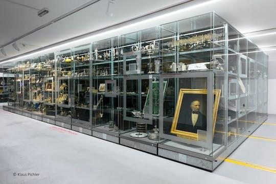 Bilhetes para o Museu Judaico de Viena