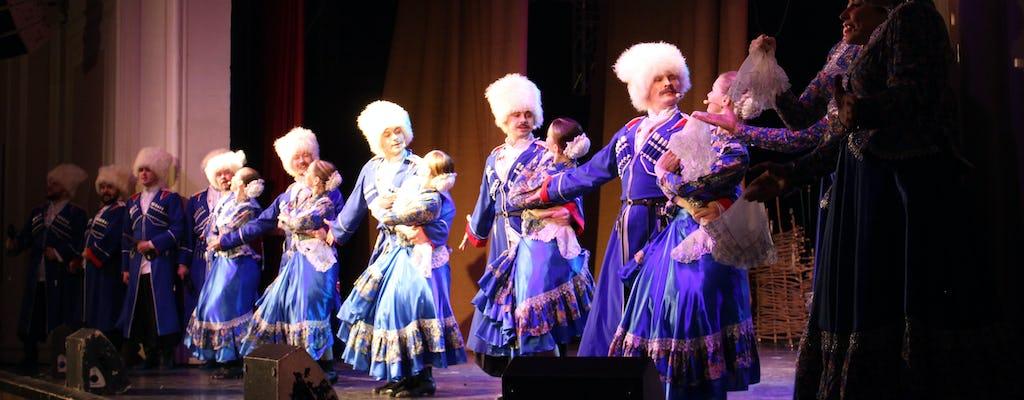 Cossacos de Bagatitsa Exibir bilhete