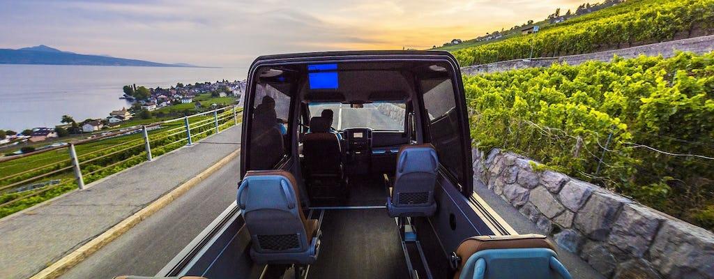 Panoramische tour vanuit Lausanne