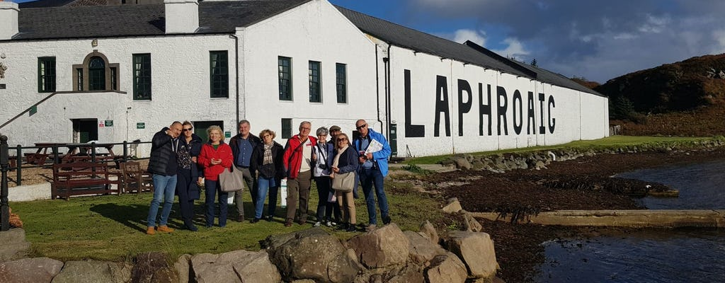 Islay whisky 4 días tour desde Edimburgo