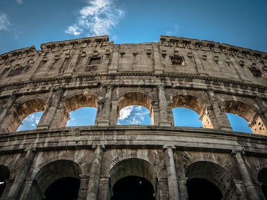 Spacer po Koloseum i starożytnym Rzymie