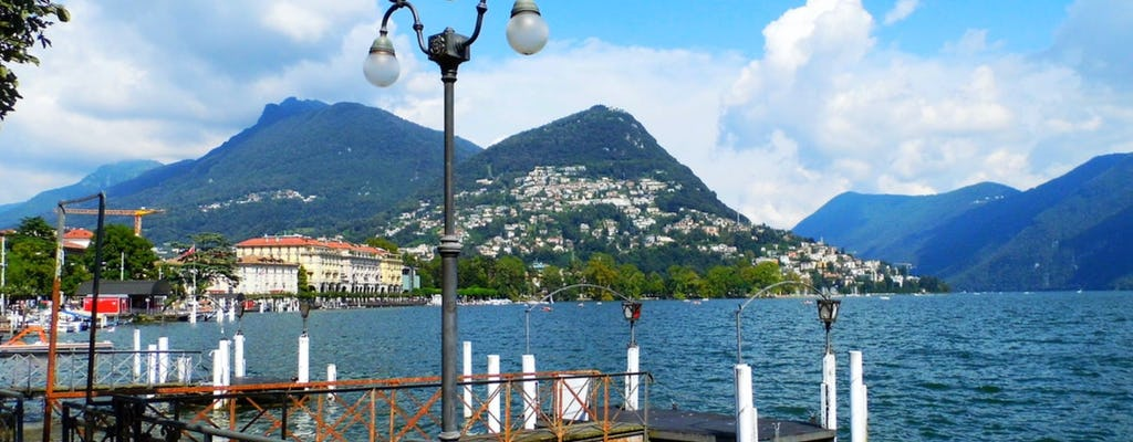Lake Como and Lugano day tour