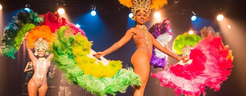 Río de noche Ginga Tropical show