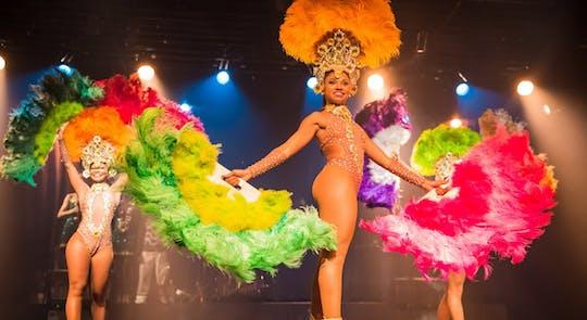 Rio by night Ginga Tropical show