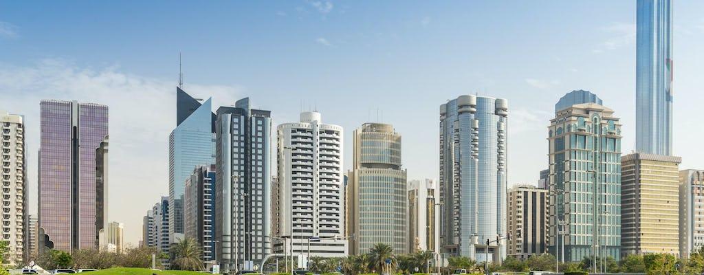 Tour de metade de um dia em Abu Dhabi com saída de Abu Dhabi