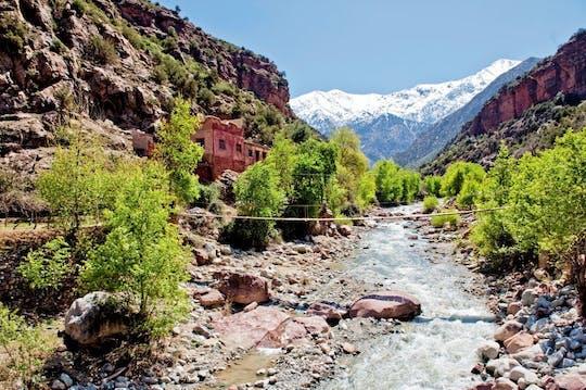 Atlas Mountains Trekking Tour
