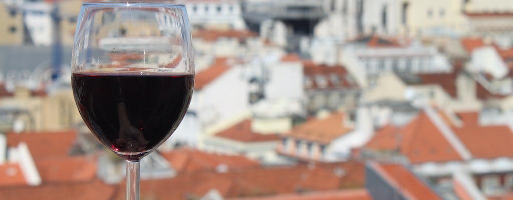 Tour del vino de Lisboa