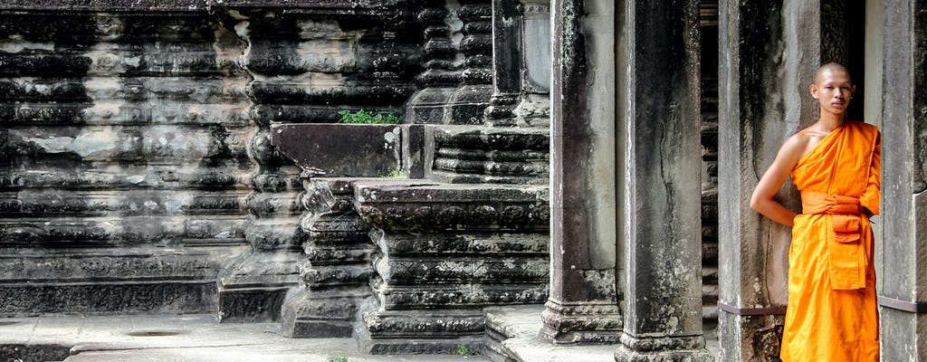 Angkor full-day tour from Siem Reap