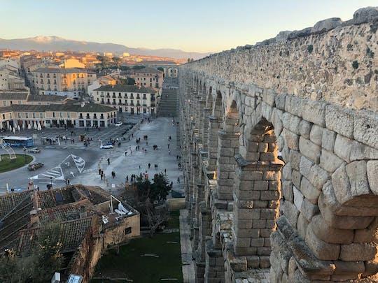 Segovia całodniowa wycieczka z Madrytu