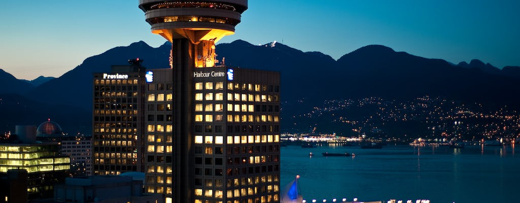 Vancouver Lookout admission tickets