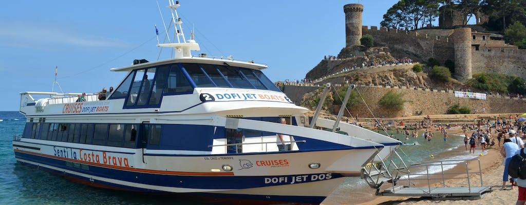Dofi Jet depuis Pineda de Mar