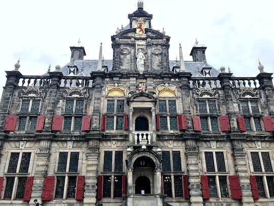 Excursão gastronômica de caminhada e cerveja em Delft