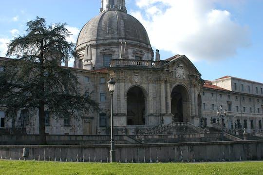 Three temple tour through the path of St. Ignatius