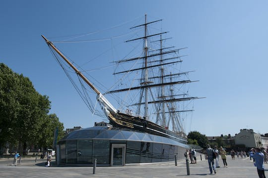 Cutty Sark entrance tickets