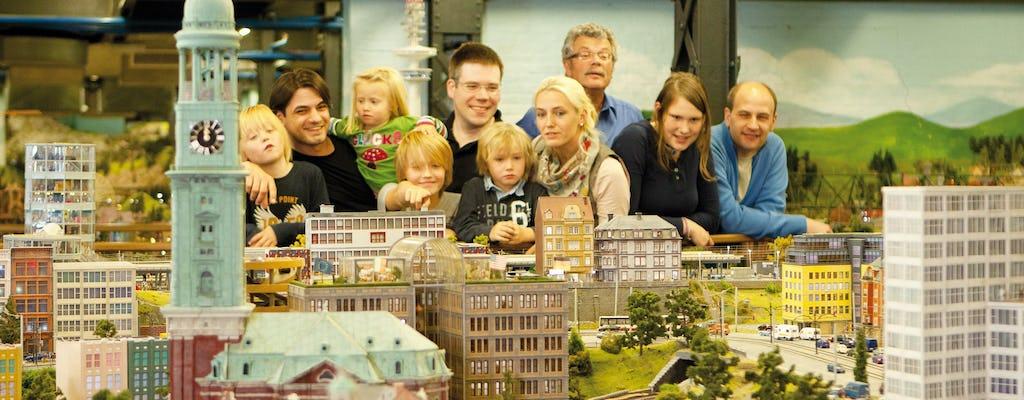 Elbphilharmonie tour and Miniatur Wunderland tickets