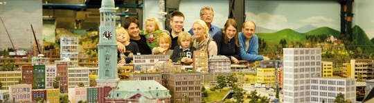 Elbphilharmonie tour and Miniatur Wunderland tickets